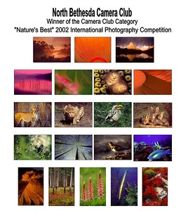 2002 Nature's Best International Photography Competition