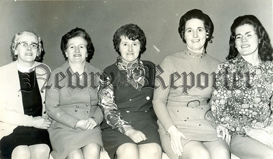 Week 9 - 2nd March 1972