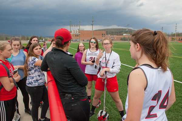Girls Lacrosse CV vs JC 05-10-18