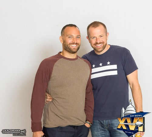 Gay Bowl XVI Photo Booth