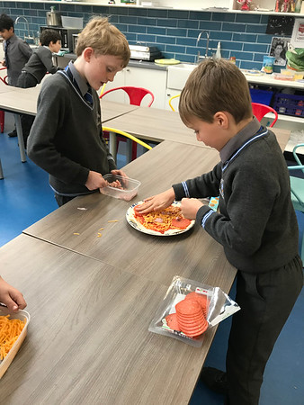 Fractions, pizza making and procedural writing