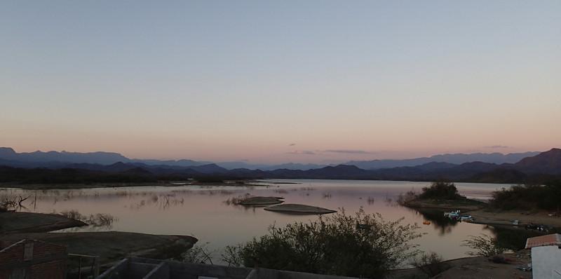 Lake Picachos