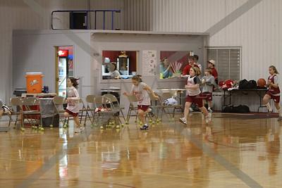 Morgan Pee Wee basketball 2-1-10