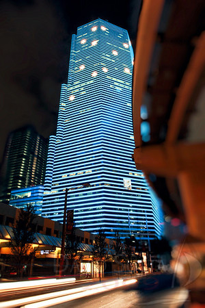 December 23, 2009 Downtown Miami Bank of America Building