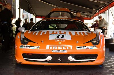07-30-2011 Ferrari Challenge @ Lime Rock Park
