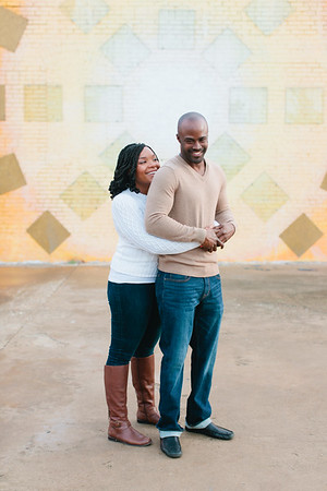 Ashanti & Jerry engagement session