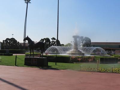Santa Anita Racetrack - 10/19/2014