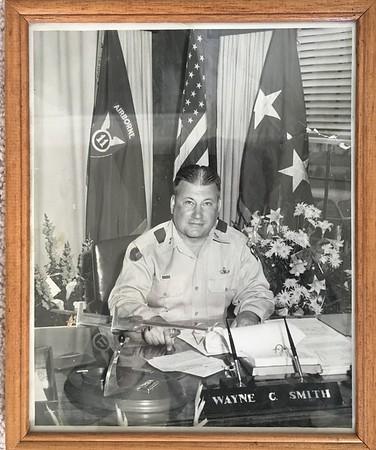 Maj General WCS