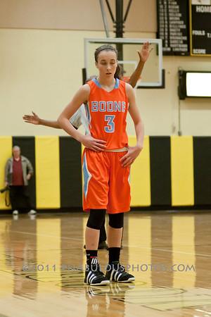 Girls Varsity Basketball # 3 - 2011