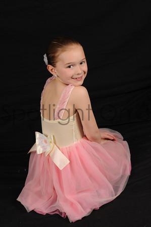 Ballet I (Wednesday) - Ms. Yvonne