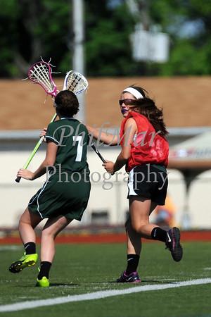 Carlisle Whits vs Twin Valley Girls 7/8 Lax