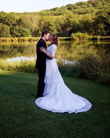 Burnett Wedding Pre-ceremony