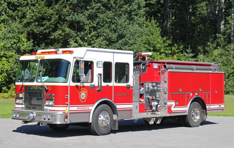 Engine 1 1997 Spartan / 3D 1250 / 1000