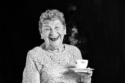Helen Warnod - Hot cuppa