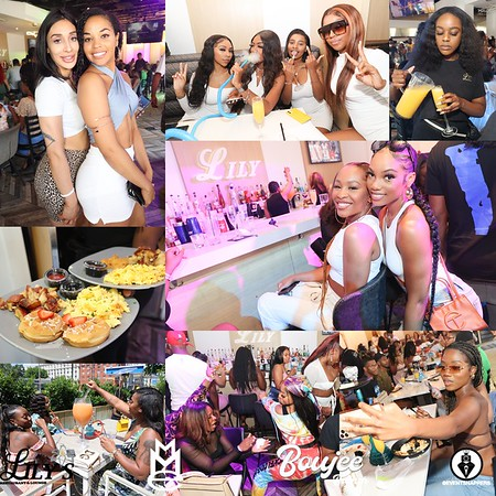 BOUJEE BRUNCH @ Lily's 05-30-21