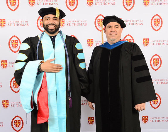 UST Doctoral Graduates 5-8-21