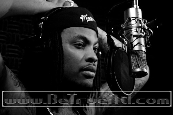 Recording Session with Waka Flocka Flame and Frenchie