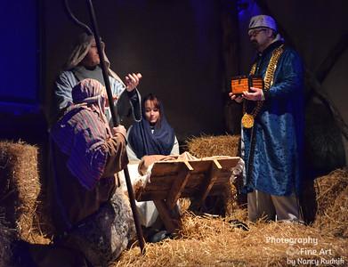 Live Nativity at Woodside