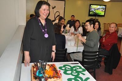 Patricia Doo's Surprise 60th Birthday Dinner 3.10.2012