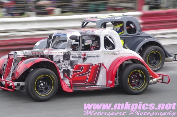 Oval Track Legends 2015 National Championship