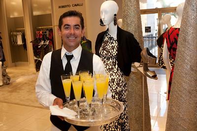 November 13th. 2009 Saks 5th Avenue Fashion Show and Worth Avenue Excursion including Daniella Ortiz and the House of Graff