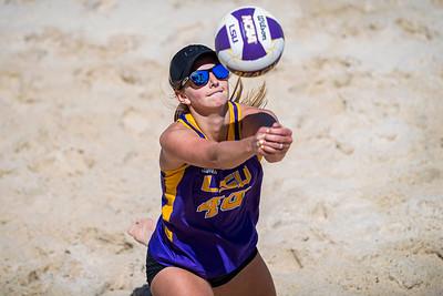 2021-Mar NCAA Beach Volleyball | Tiger Beach Challenge