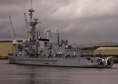 Foreign Navy