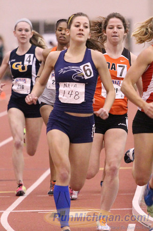 Featured - 2014 NAIA Indoor T&F Nationals