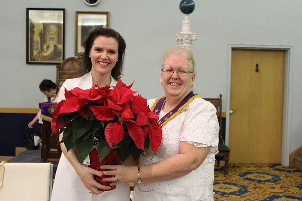 2016-12-20 Lincoln Chapter Christmas Meeting