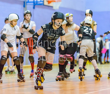 Rollerstop Reckers v Rebels