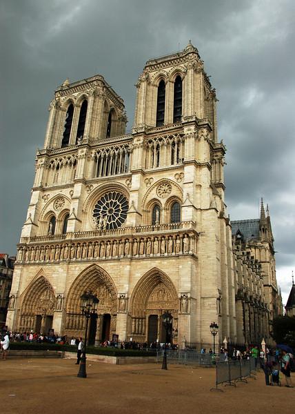"""The Wrath of the Gods"" - Paris, France"