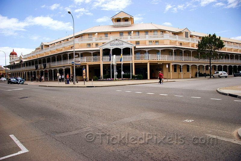 Esplanade Hotel, Fremantle