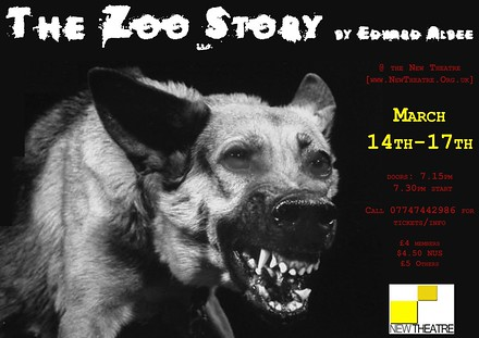 Zoo Story poster