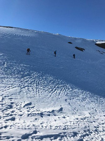Alpine Introduction 8-11 Jan 2019