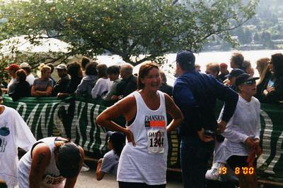 August 19, 2000 - Shannon's First Danskin!!
