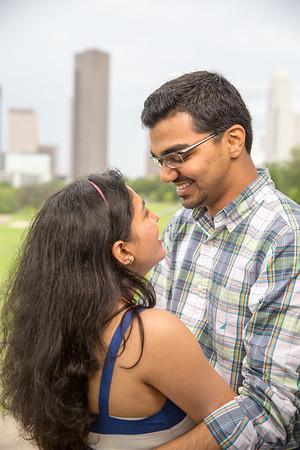 Poolkeshi and Hardik