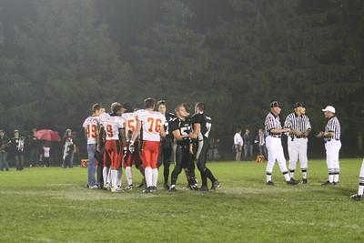 Football vs. Batavia