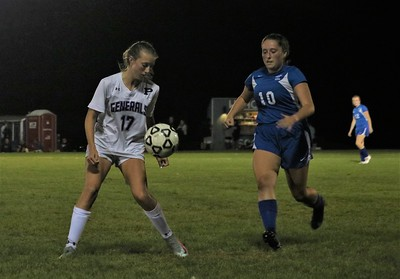 Wahconah vs. Pittsfield Girls Soccer - 091321