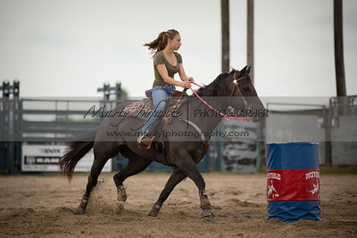 Barrel Racing at Winks 8/30/2014