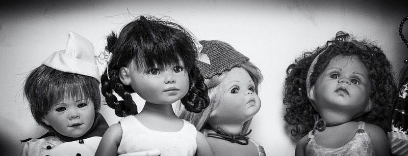 Eclectic dolls #1