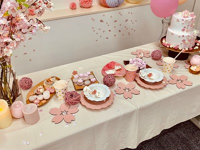 reale dishware tablesetting by little star baby & kids photo
