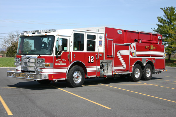 Company 12 - Middletown Fire & Rescue