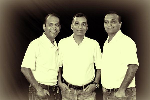 Ashish Dharnidharka Family Portraits