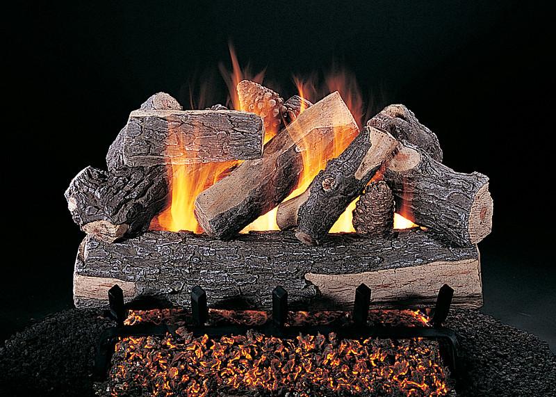 Cross Fire on FX Burner (bark side)