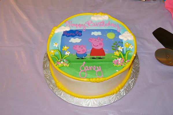 Janes 3rd Birthday