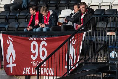 1874 Northwich FC (h) L 1-0