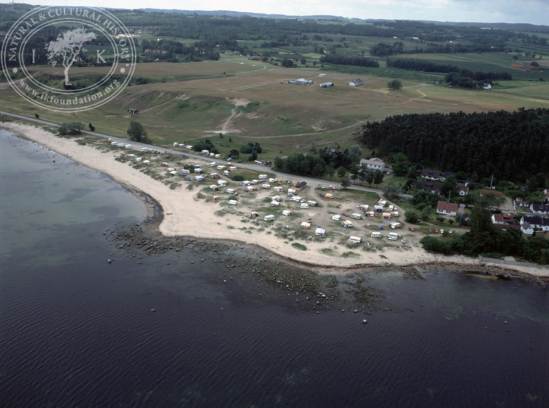 Vitemölle, south of. Coastal line (1991) | PH.1410