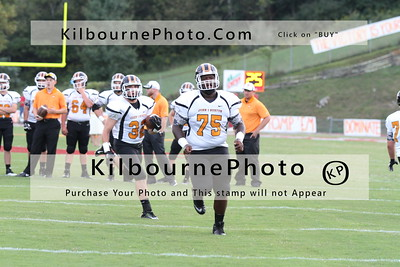 Lee High vs Burton 9-11-15