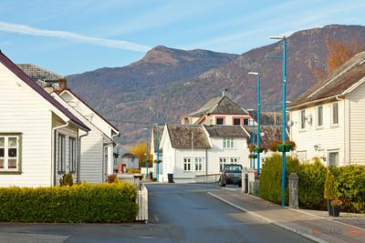 Vindafjord oktober 2012