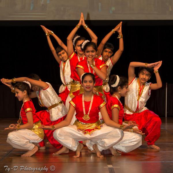 Indian Performance - Kids